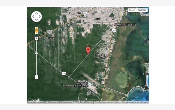 Foto de terreno habitacional en venta en  1, doctores ii, benito juárez, quintana roo, 480746 No. 01