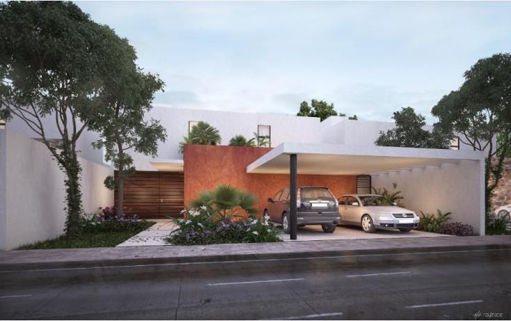 Foto de casa en venta en  1, dzitya, mérida, yucatán, 1953340 No. 01