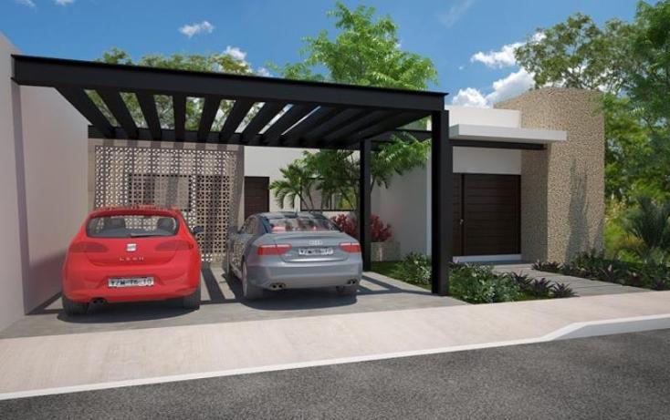 Foto de casa en venta en  1, dzitya, mérida, yucatán, 2044996 No. 01