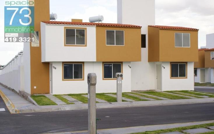 Foto de casa en venta en  1, eduardo loarca, quer?taro, quer?taro, 1629088 No. 01