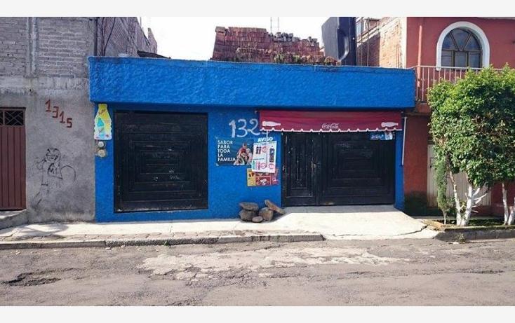 Foto de terreno comercial en venta en  1, eduardo ruiz, morelia, michoac?n de ocampo, 1083409 No. 01