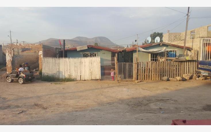 Foto de terreno habitacional en venta en  1, ejido francisco villa, tijuana, baja california, 2028948 No. 01