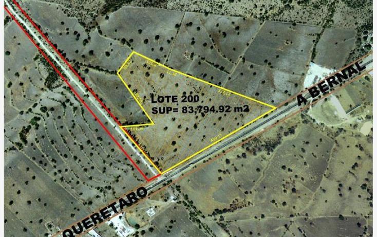 Foto de terreno comercial en venta en  1, ejido patria, colón, querétaro, 1437465 No. 04