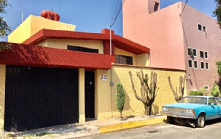 Foto de casa en venta en  1, ejidos de san pedro mártir, tlalpan, distrito federal, 2823205 No. 01