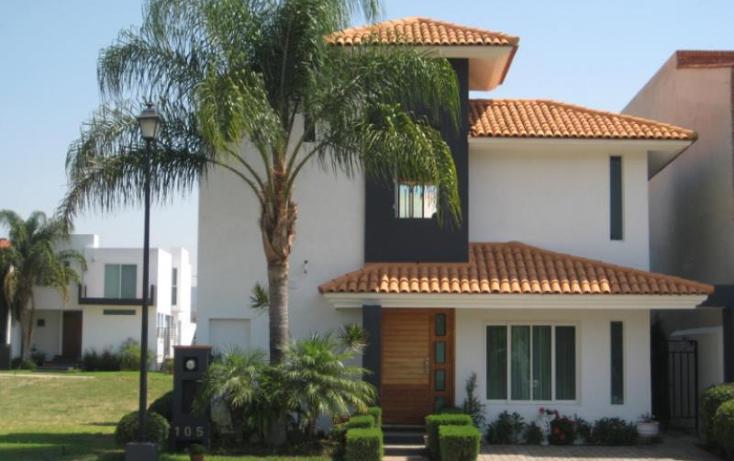Foto de casa en venta en  1, el alcázar (casa fuerte), tlajomulco de zúñiga, jalisco, 1986492 No. 01