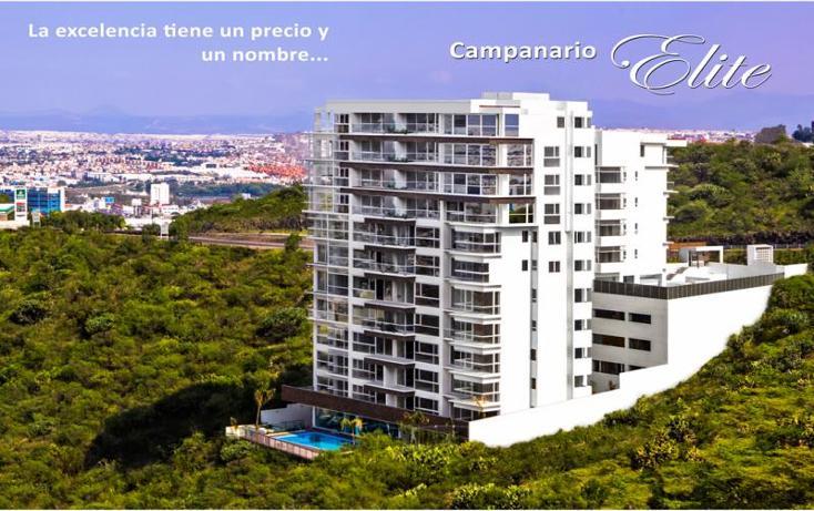 Foto de departamento en renta en  1, el campanario, querétaro, querétaro, 2439988 No. 01
