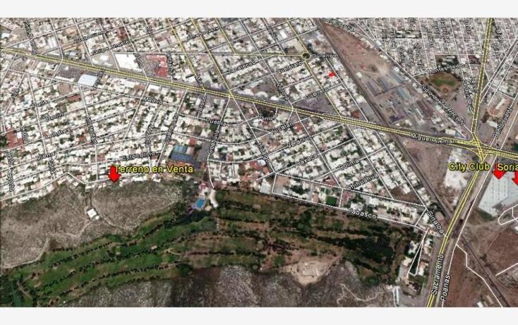 Foto de terreno habitacional en venta en  1, el campestre, gómez palacio, durango, 1487023 No. 02