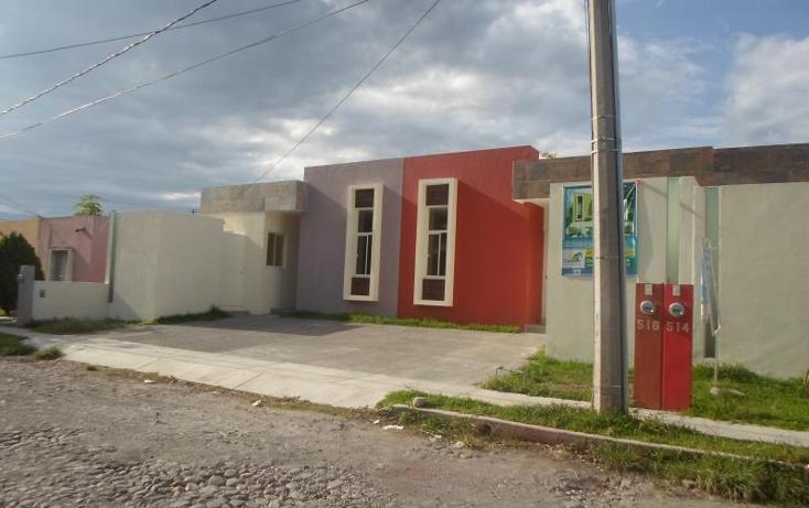 Foto de casa en venta en  1, el centenario, villa de ?lvarez, colima, 994861 No. 01