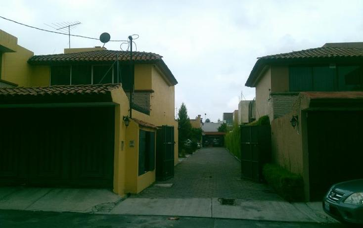 Foto de casa en venta en  1, el cerrito, puebla, puebla, 507674 No. 02