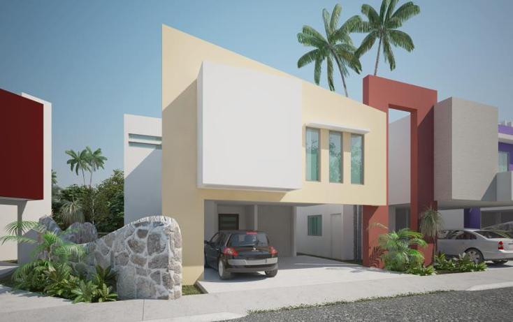 Foto de casa en venta en  1, el cielo, solidaridad, quintana roo, 1687144 No. 02