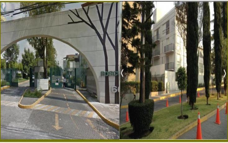 Foto de departamento en venta en  1, el cuernito, álvaro obregón, distrito federal, 1989192 No. 01