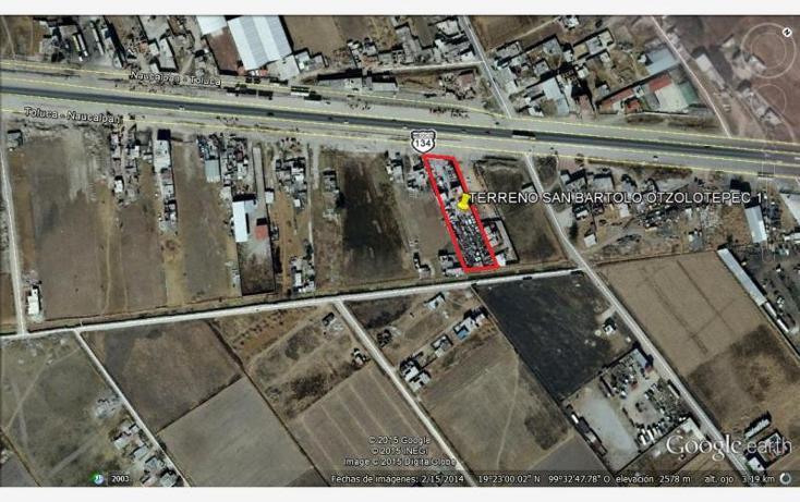 Foto de terreno comercial en venta en  1, el espino, otzolotepec, méxico, 784271 No. 04