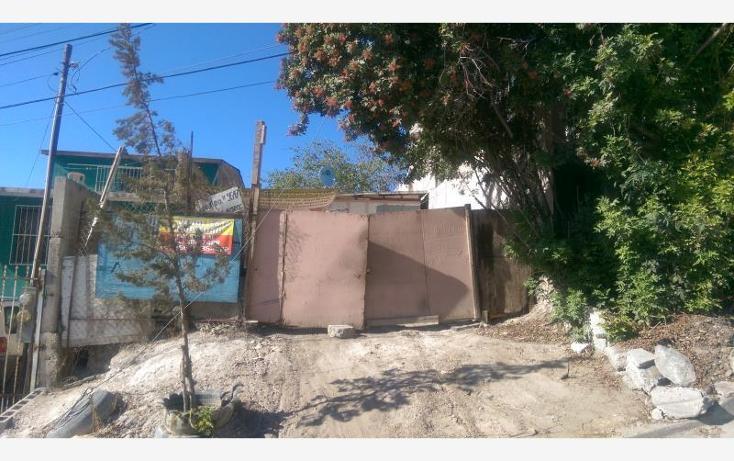 Foto de terreno habitacional en venta en  1, el florido iv, tijuana, baja california, 1470701 No. 01