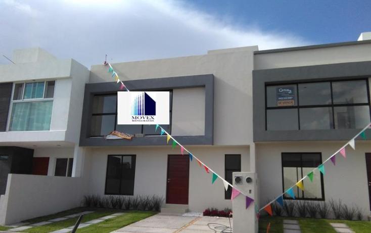 Foto de casa en venta en mirador de queretaro 1, el mirador, el marqués, querétaro, 2662693 No. 01