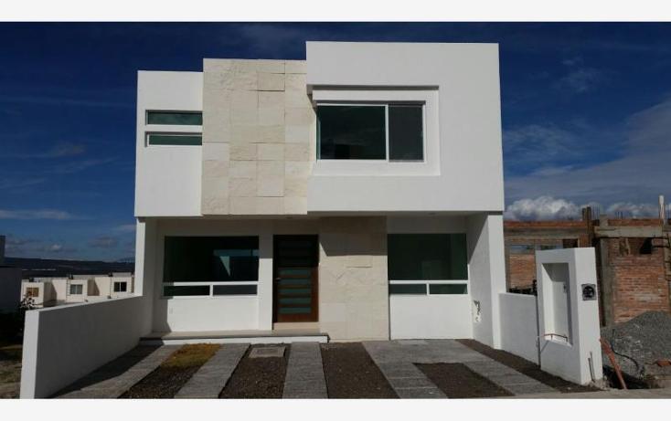 Foto de casa en venta en  1, el mirador, querétaro, querétaro, 2693872 No. 01