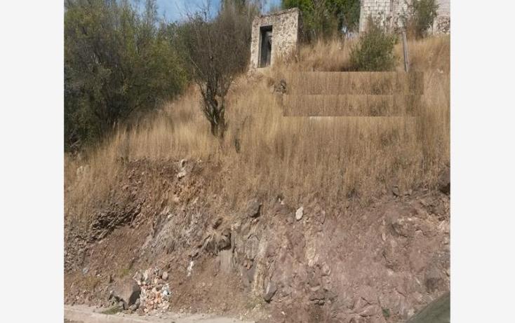Foto de terreno habitacional en venta en  1, el molinito, corregidora, quer?taro, 1795750 No. 01