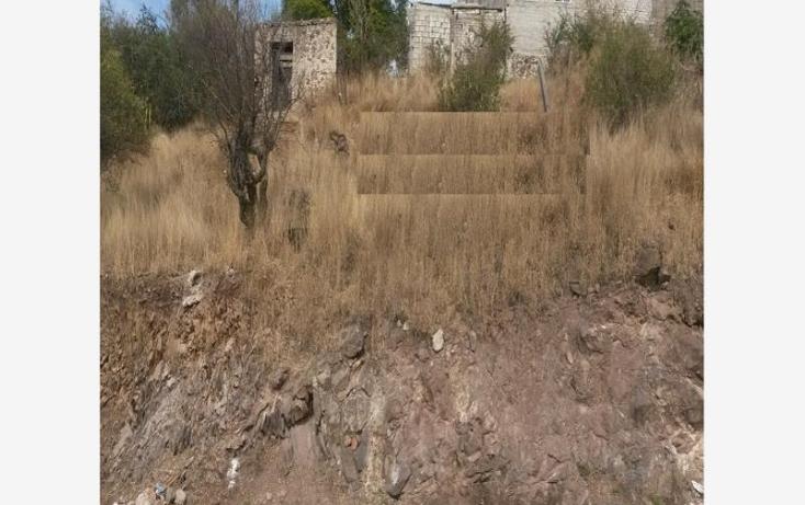 Foto de terreno habitacional en venta en  1, el molinito, corregidora, quer?taro, 1795750 No. 02