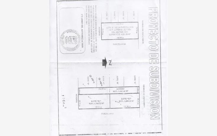 Foto de terreno habitacional en venta en  1, el olivo, matamoros, coahuila de zaragoza, 1705940 No. 05