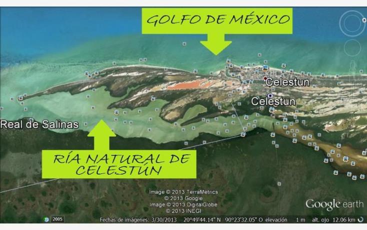 Foto de terreno comercial en venta en 1 1, el palmar, celestún, yucatán, 1936352 No. 01