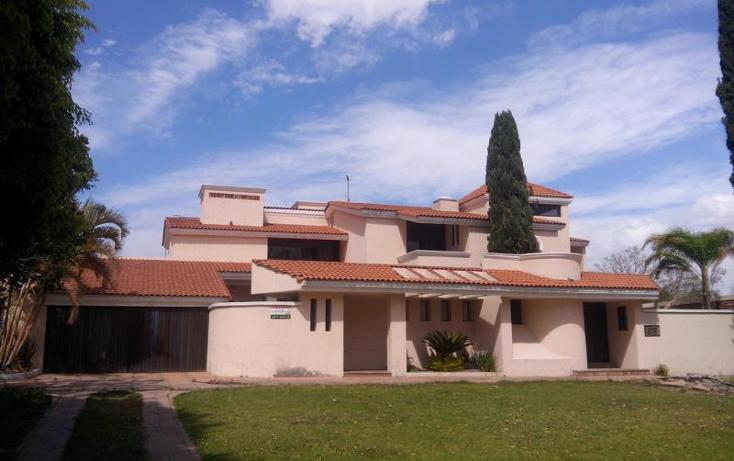 Foto de casa en venta en  1, el palomar, tlajomulco de zúñiga, jalisco, 1731738 No. 01