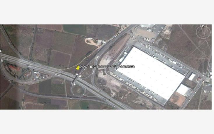 Foto de terreno industrial en venta en  1, el para?so, el marqu?s, quer?taro, 1421525 No. 01