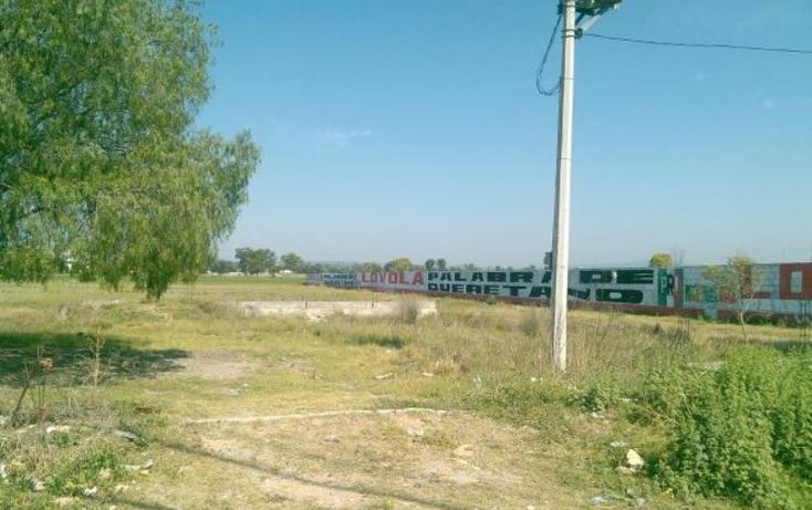 Foto de terreno industrial en venta en  1, el para?so, el marqu?s, quer?taro, 1421525 No. 02