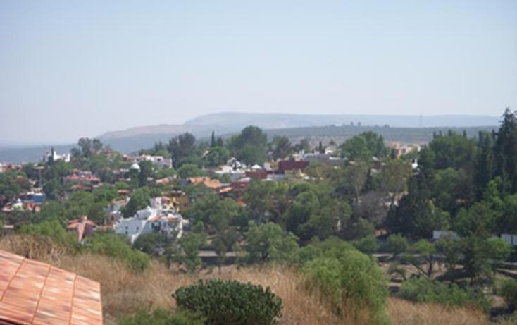 Foto de casa en venta en  1, el paraiso, san miguel de allende, guanajuato, 685517 No. 13