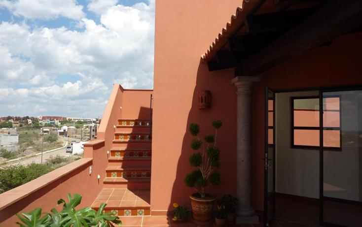 Foto de casa en venta en  1, el paraiso, san miguel de allende, guanajuato, 690769 No. 04