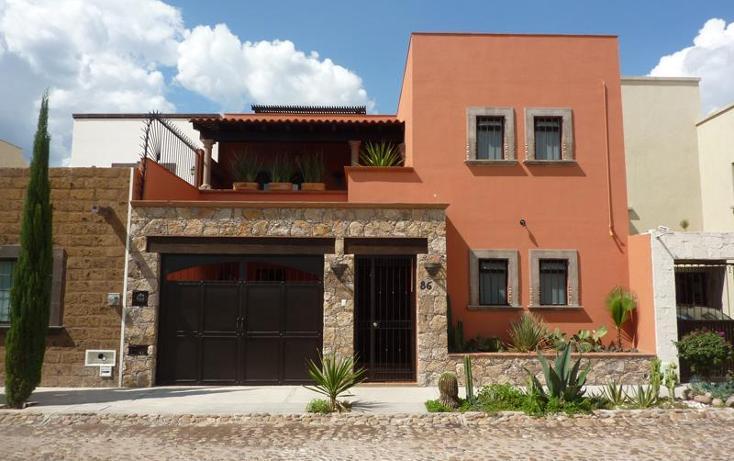 Foto de casa en venta en  1, el paraiso, san miguel de allende, guanajuato, 690769 No. 08