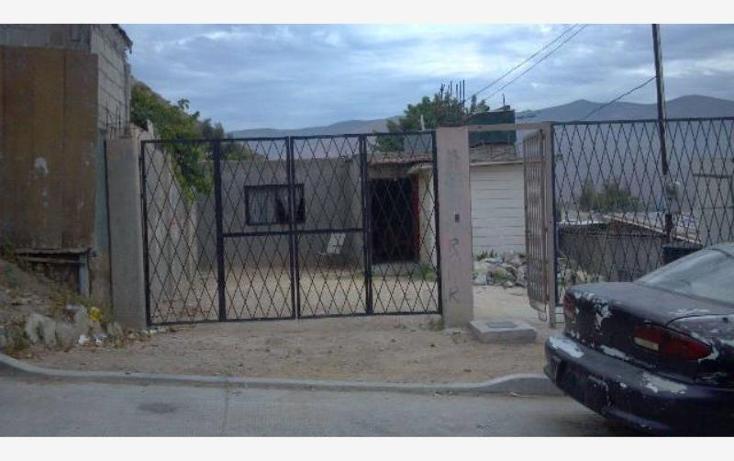 Foto de casa en venta en  1, el peñón, tijuana, baja california, 1041357 No. 01