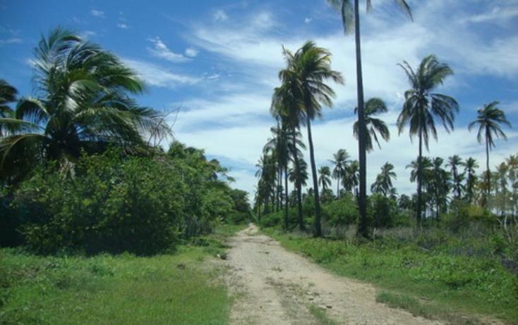 Foto de terreno habitacional en venta en  1, el podrido, acapulco de juárez, guerrero, 513745 No. 06