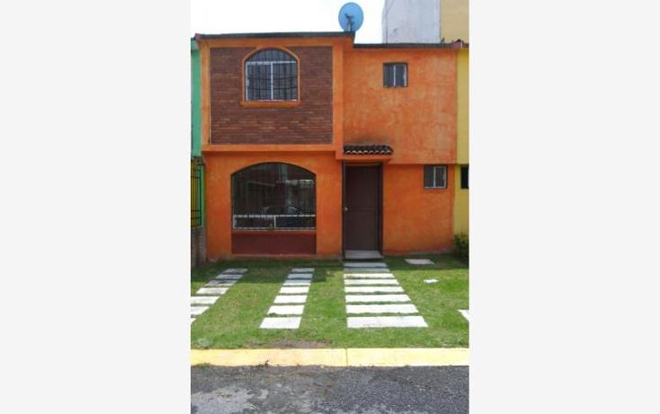 Foto de casa en venta en  1, el porvenir, zinacantepec, méxico, 1408371 No. 01