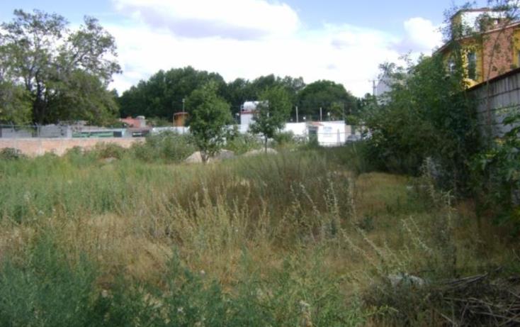 Foto de terreno comercial en venta en  1, el pueblito centro, corregidora, quer?taro, 607856 No. 01