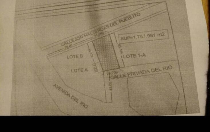 Foto de terreno habitacional en venta en  1, el pueblito centro, corregidora, quer?taro, 825731 No. 03