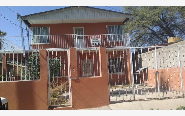 Foto de casa en venta en  1, el rodeo, nogales, sonora, 1451531 No. 01