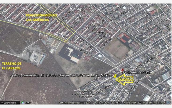 Foto de nave industrial en renta en  1, el salado, atenco, méxico, 836601 No. 01