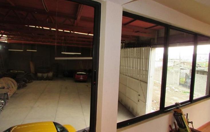 Foto de nave industrial en renta en  1, el salado, atenco, méxico, 836601 No. 10