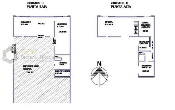 Foto de nave industrial en renta en  1, el salado, atenco, méxico, 836601 No. 23