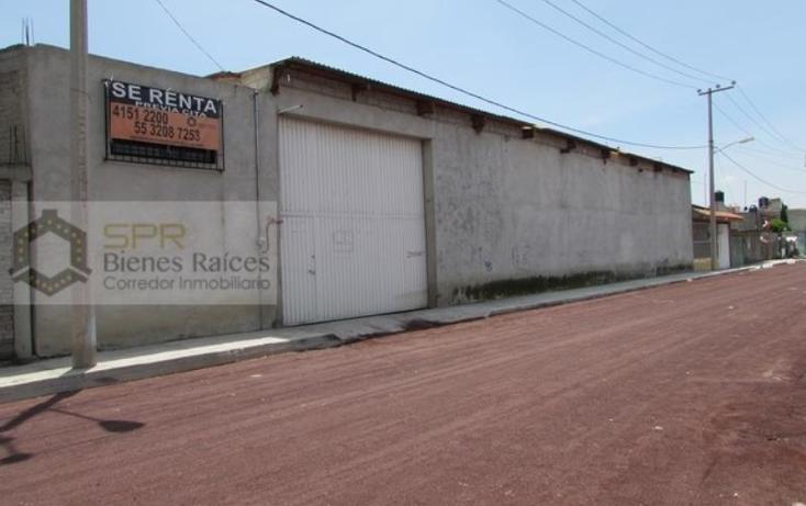 Foto de nave industrial en renta en  1, el salado, atenco, méxico, 836601 No. 24