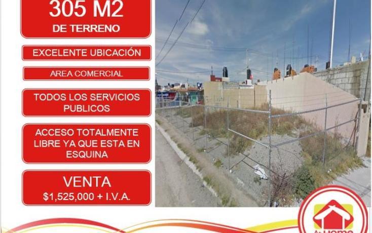 Foto de terreno comercial en venta en  1, el saucillo, mineral de la reforma, hidalgo, 1410337 No. 01