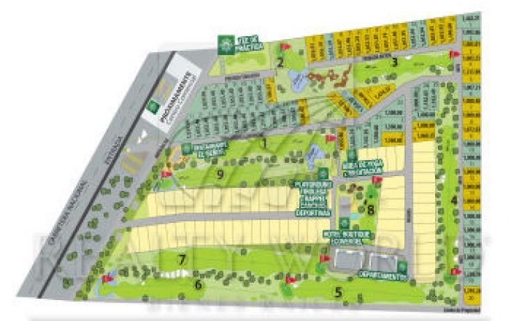 Foto de terreno habitacional en venta en 1, el vergel 2, allende, nuevo león, 1011015 no 01
