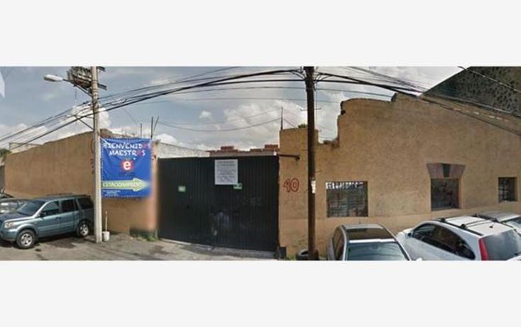 Foto de terreno comercial en venta en  1, ex hacienda coapa, tlalpan, distrito federal, 1839984 No. 02