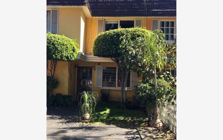 Foto de casa en venta en  1, ex hacienda coapa, tlalpan, distrito federal, 2822615 No. 02