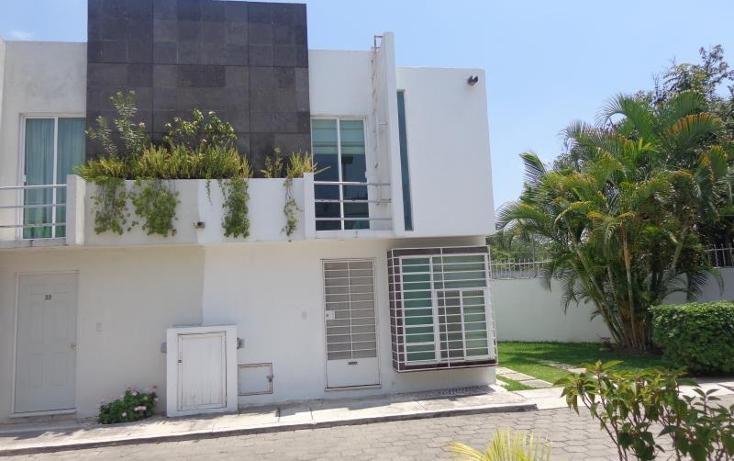 Foto de casa en venta en  1, felipe neri, yautepec, morelos, 882061 No. 01