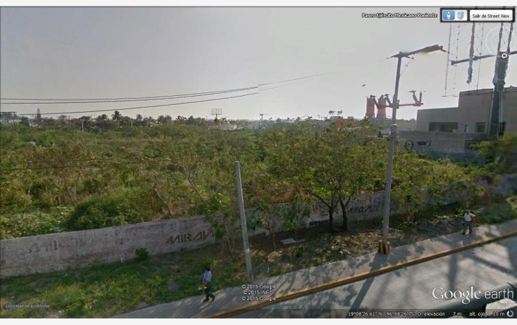 Foto de terreno comercial en venta en  1, francisco villa, veracruz, veracruz de ignacio de la llave, 1308491 No. 01