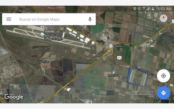 Foto de terreno industrial en venta en galeras 1, galeras, colón, querétaro, 2046538 No. 01