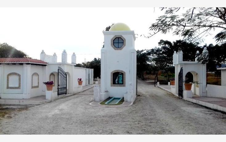 Foto de terreno habitacional en venta en  1, granjas club campestre, tuxtla gutiérrez, chiapas, 2040428 No. 01