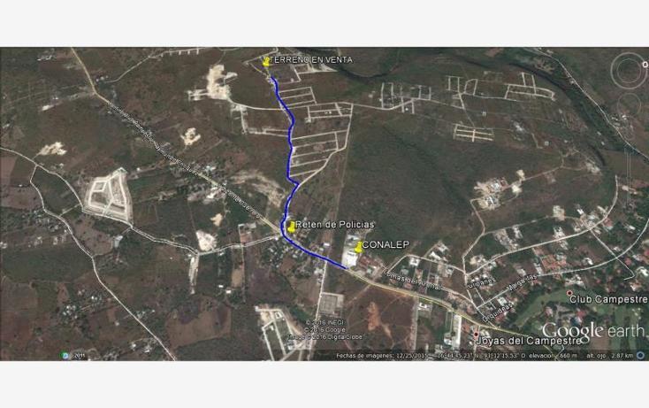 Foto de terreno habitacional en venta en  1, granjas club campestre, tuxtla gutiérrez, chiapas, 2040428 No. 14