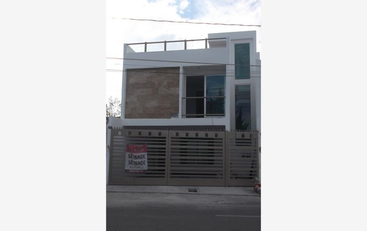 Foto de casa en venta en  1, guadalupe hidalgo, puebla, puebla, 1766320 No. 01