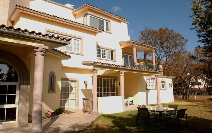 Foto de casa en venta en  1, hacienda de valle escondido, atizap?n de zaragoza, m?xico, 1689506 No. 01